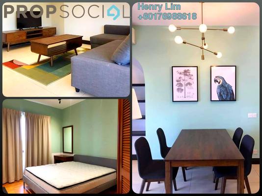 Condominium For Rent in Sri Penaga, Bangsar Freehold Fully Furnished 2R/2B 3.2k