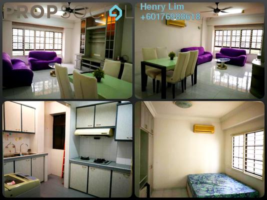 Condominium For Rent in Bayu Tasik 1, Bandar Sri Permaisuri Freehold Fully Furnished 2R/2B 1.4k
