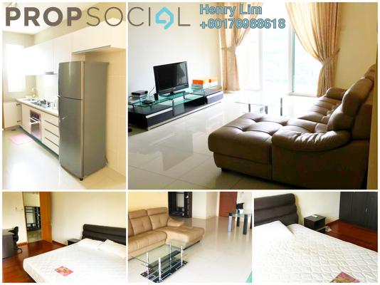 Condominium For Rent in Gaya Bangsar, Bangsar Freehold Fully Furnished 2R/2B 3.2k