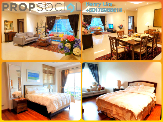 Condominium For Rent in Taragon Puteri YKS, KLCC Freehold Fully Furnished 3R/3B 5.3k