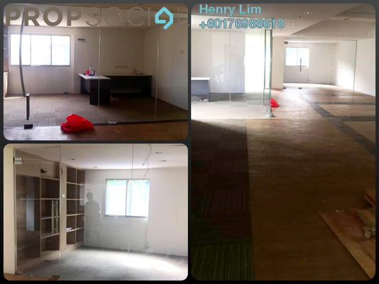 Office For Rent in Taman Orkid Desa, Cheras Freehold Unfurnished 0R/2B 2.8k