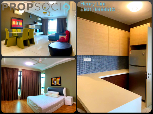 Condominium For Rent in LaCosta, Bandar Sunway Freehold Fully Furnished 3R/2B 3.6k