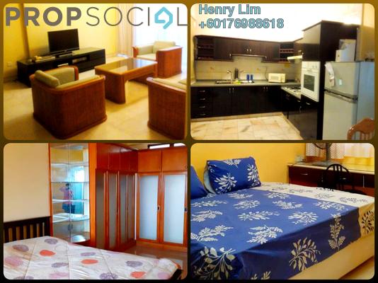 Condominium For Rent in Indah Damansara, Damansara Heights Freehold Fully Furnished 2R/2B 2k