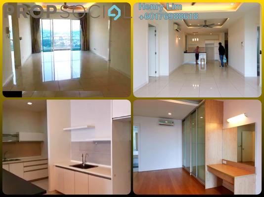 Condominium For Sale in Suasana Bangsar, Bangsar Freehold Semi Furnished 3R/3B 1.45m