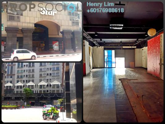 Shop For Rent in Phileo Damansara 2, Petaling Jaya Freehold Unfurnished 0R/0B 4.7k