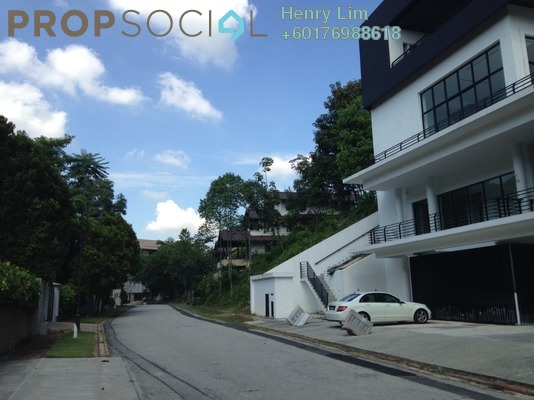 Land For Sale in Country Heights Damansara, Kuala Lumpur Freehold Unfurnished 0R/0B 4.29m