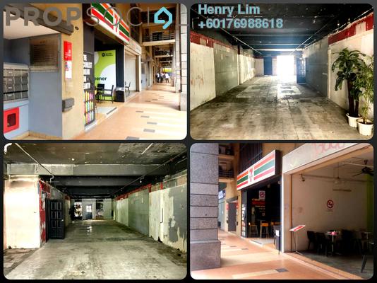Shop For Rent in Phileo Damansara 1, Petaling Jaya Freehold Unfurnished 0R/0B 4.5k