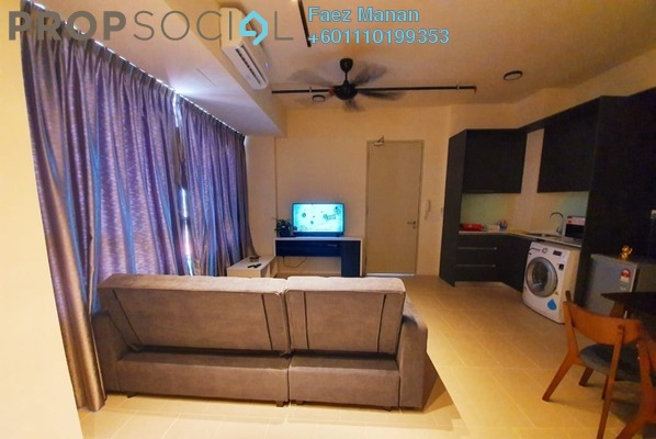 Condominium For Rent in Tamarind Suites, Cyberjaya Freehold Fully Furnished 1R/1B 1.5k