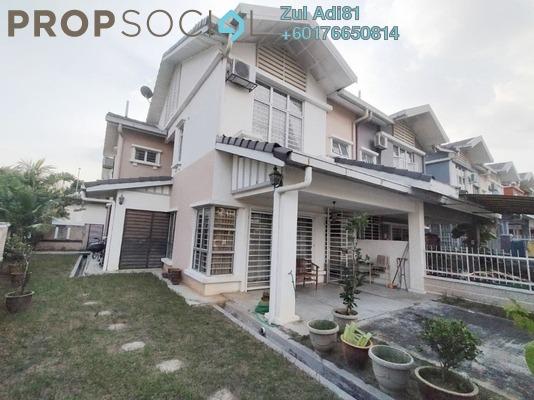 Terrace For Sale in D'Sentral Terrace, Bandar Seri Putra Freehold Unfurnished 5R/3B 685k