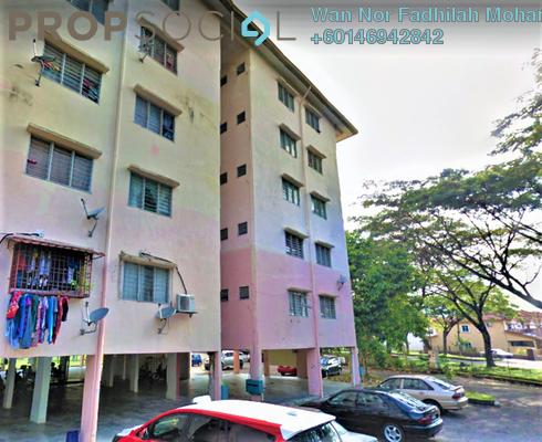 Apartment For Sale in Taman Desa Mewah, Semenyih Freehold Unfurnished 3R/2B 116k