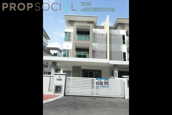 Semi-Detached For Sale in Ridgewood @ Taman Bercham Permai, Ipoh Freehold Unfurnished 6R/5B 618k