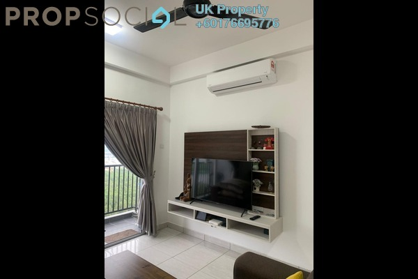 Serviced Residence For Rent in BSP 21, Bandar Saujana Putra Freehold Fully Furnished 4R/2B 1.5k