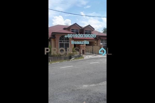 Semi-Detached For Rent in Taman Desa Bestari, Sepang Freehold Unfurnished 4R/3B 1.2k