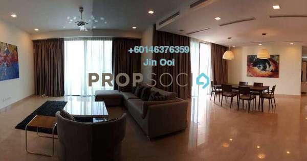 Condominium For Rent in 11 Mont Kiara, Mont Kiara Freehold Fully Furnished 4R/4B 10k