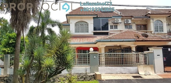Terrace For Rent in BP2, Bandar Bukit Puchong Freehold Unfurnished 4R/3B 1.7k