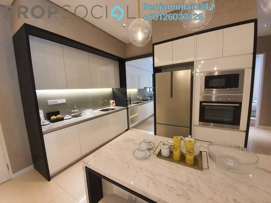 Condominium For Sale in The Maple Residences, Old Klang Road Freehold Semi Furnished 3R/2B 570k
