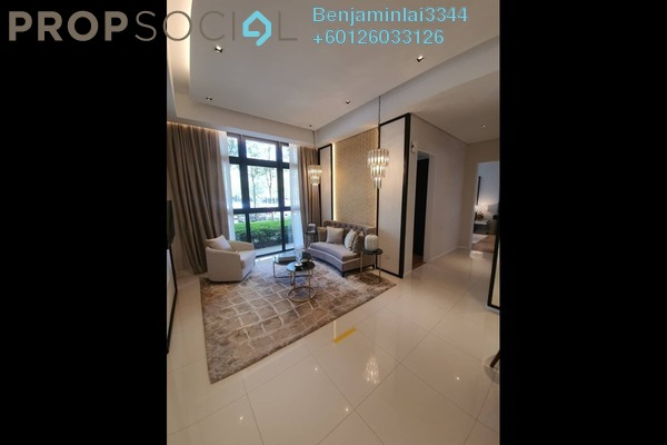 Condominium For Sale in The Maple Residences, Old Klang Road Freehold Semi Furnished 4R/3B 1.03m