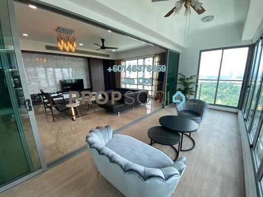 Condominium For Rent in 10 Mont Kiara, Mont Kiara Freehold Fully Furnished 4R/4B 13k