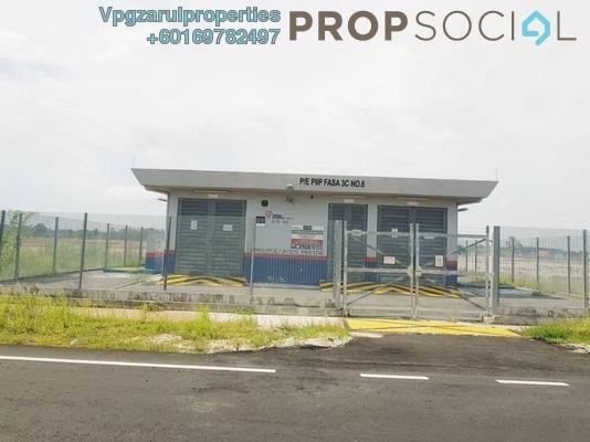 Land For Sale in Pulau Indah Industrial Park, Port Klang Freehold Unfurnished 0R/0B 18m