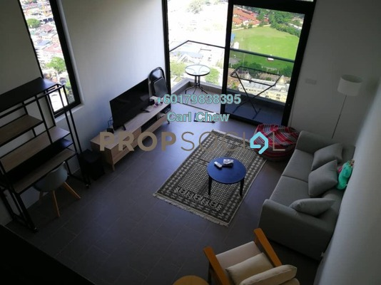 SoHo/Studio For Rent in The Establishment, Brickfields Freehold Fully Furnished 0R/1B 2.3k