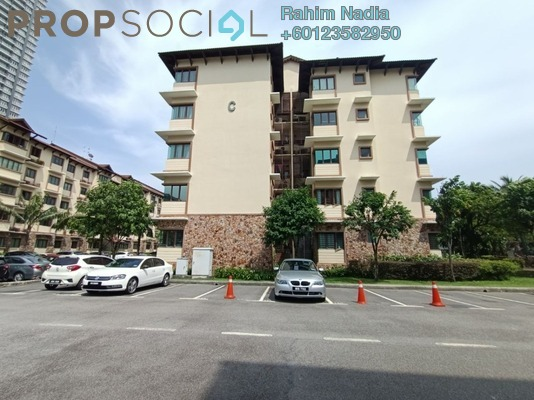 Condominium For Sale in Desa Idaman Residences, Puchong Freehold Fully Furnished 2R/2B 430k