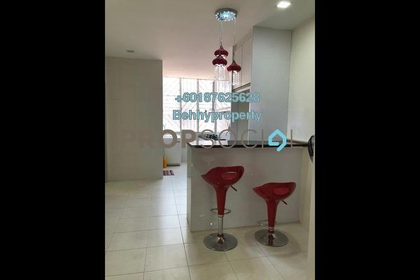Townhouse For Sale in SP 6, Bandar Saujana Putra Leasehold Semi Furnished 4R/2B 380k