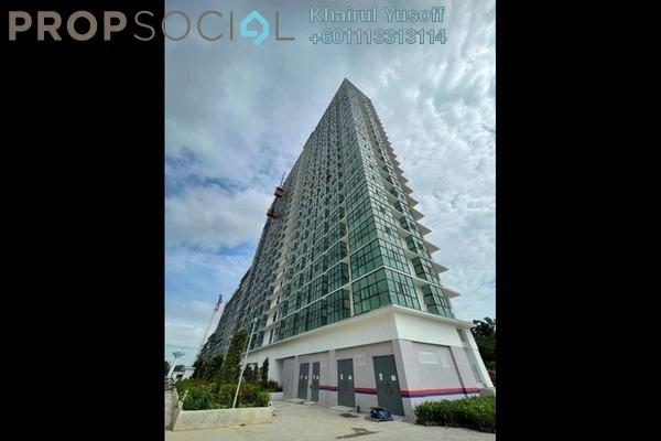 Apartment For Sale in Larkin Indah, Johor Bahru Freehold Unfurnished 4R/2B 250k