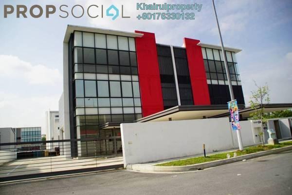 Factory For Rent in Bangi Industrial Estate, Bangi Freehold Unfurnished 1R/1B 16k