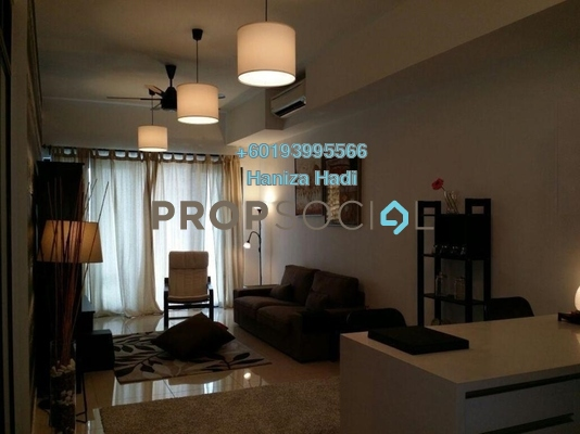 Condominium For Sale in The Elements, Ampang Hilir Freehold Fully Furnished 1R/1B 600k