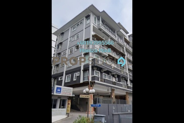 Condominium For Sale in Mei On The Madge, Ampang Hilir Freehold Semi Furnished 1R/2B 550k