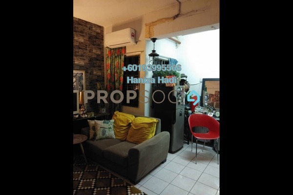 Apartment For Sale in Mutiara Complex, Sentul Freehold Fully Furnished 2R/1B 300k
