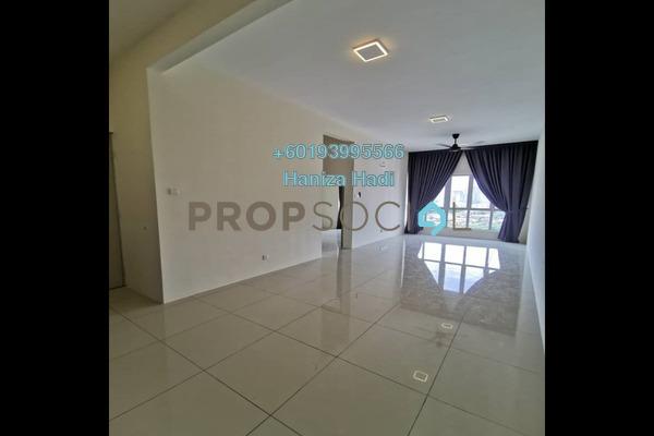 Condominium For Sale in Berlian Residence @ Setapak, Kuala Lumpur Freehold Unfurnished 3R/2B 520k