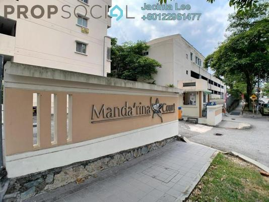 Apartment For Sale in Mandarina Court, Cheras Freehold Unfurnished 3R/2B 243k