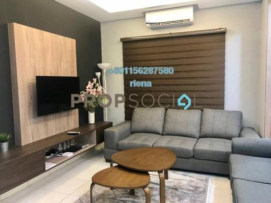 Apartment For Sale in Danau Seri Apartment, Sungai Buloh Freehold Unfurnished 3R/2B 390k