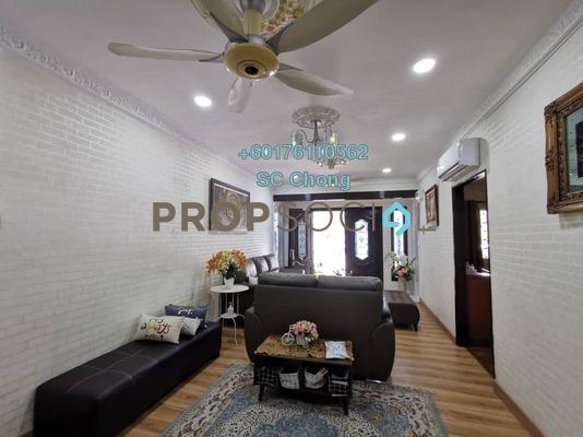 Terrace For Sale in SS4, Kelana Jaya Freehold Semi Furnished 2R/2B 900k