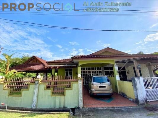 Semi-Detached For Sale in Taman Mahsuri, Padang Serai Freehold Unfurnished 3R/2B 348k