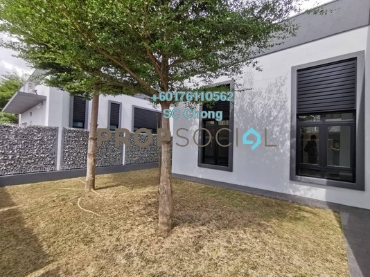 Bungalow For Sale in Section 14, Petaling Jaya Freehold Semi Furnished 4R/5B 2.69m