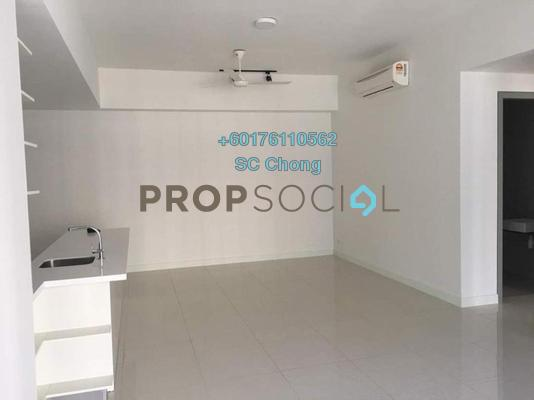 Condominium For Sale in Reflection Residences, Mutiara Damansara Freehold Semi Furnished 3R/2B 1.24m