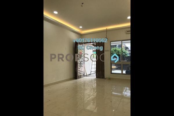 Terrace For Sale in SS3, Kelana Jaya Freehold Unfurnished 4R/3B 820k