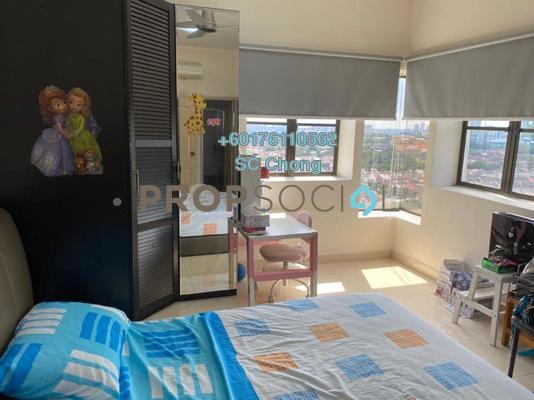 Condominium For Sale in Pelangi Utama, Bandar Utama Freehold Semi Furnished 3R/2B 620k