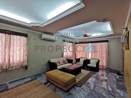 Terrace For Sale in BU4, Bandar Utama Freehold Fully Furnished 4R/3B 1.5m