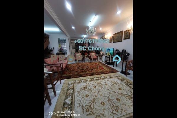 Terrace For Sale in Damansara Kim (SS20), Damansara Utama Freehold Semi Furnished 4R/3B 1.2m