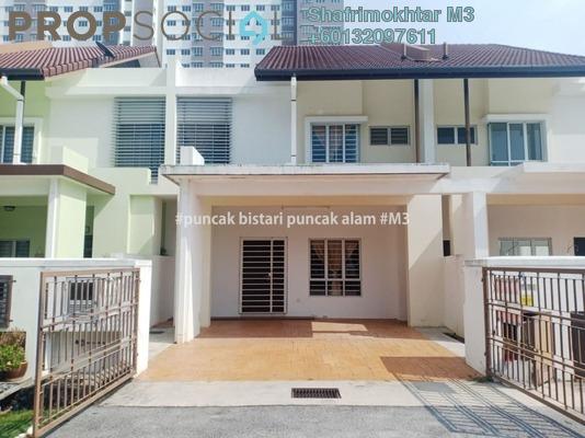 Terrace For Sale in Puncak Bestari, Puncak Alam Freehold Unfurnished 4R/4B 680k
