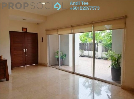 Bungalow For Sale in Bukit Jalil Golf & Country Resort, Bukit Jalil Freehold Semi Furnished 5R/6B 3.99m