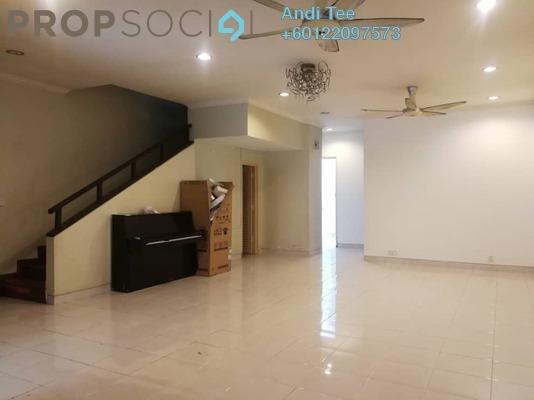 Terrace For Sale in Damai Jasa, Alam Damai Leasehold Semi Furnished 4R/3B 868k