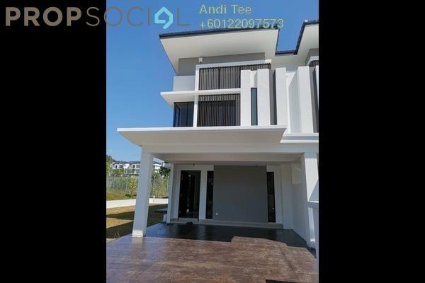 Superlink For Sale in Jade Hills, Kajang Freehold Unfurnished 4R/4B 1.5m