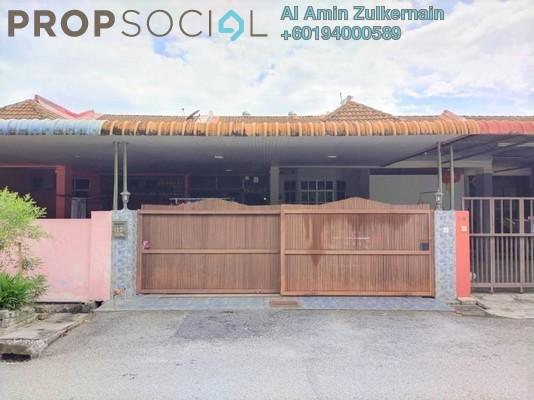 Terrace For Sale in Bandar Putra Bertam, Penang Freehold Unfurnished 3R/1B 300k