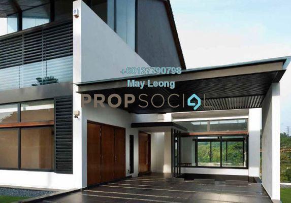 Bungalow For Sale in Tanduk 5 Residency, Bangsar Freehold Semi Furnished 5R/6B 7.4m