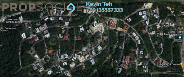 Bungalow For Sale in Country Heights Damansara, Kuala Lumpur Freehold Semi Furnished 7R/9B 8.18m