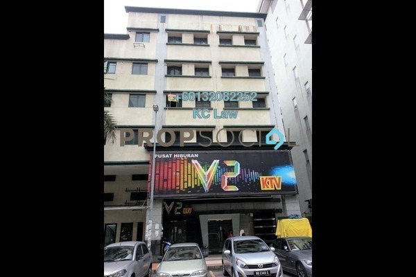 Office For Rent in Fraser Business Park, Sungai Besi Freehold Unfurnished 0R/0B 3.6k